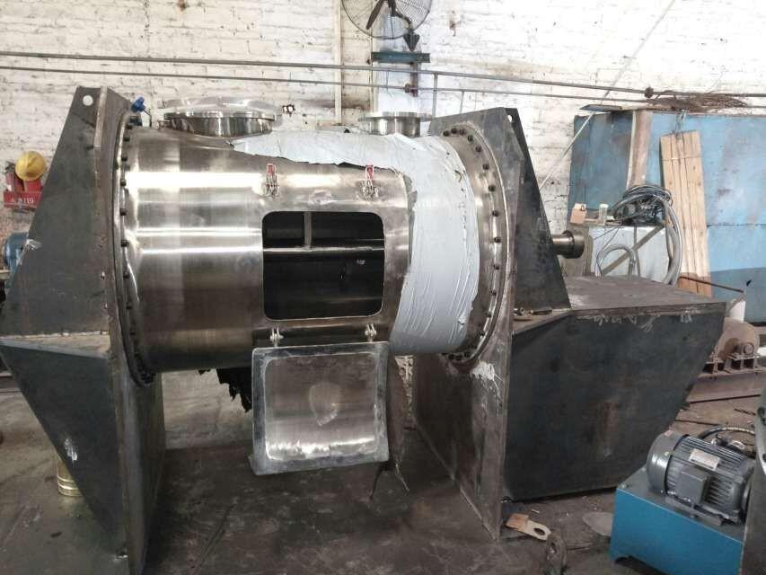广东混合机之犁刀混合机的混合工艺特点