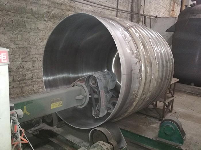 广东化工设备之金昶泰机械生产实拍