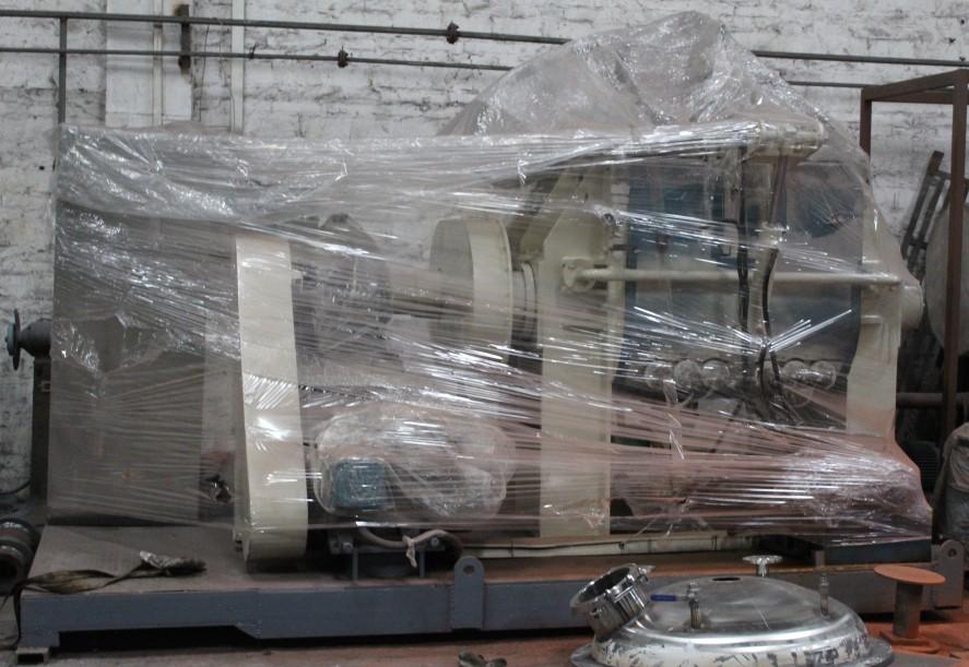 俄羅斯客戶訂購的捏合機